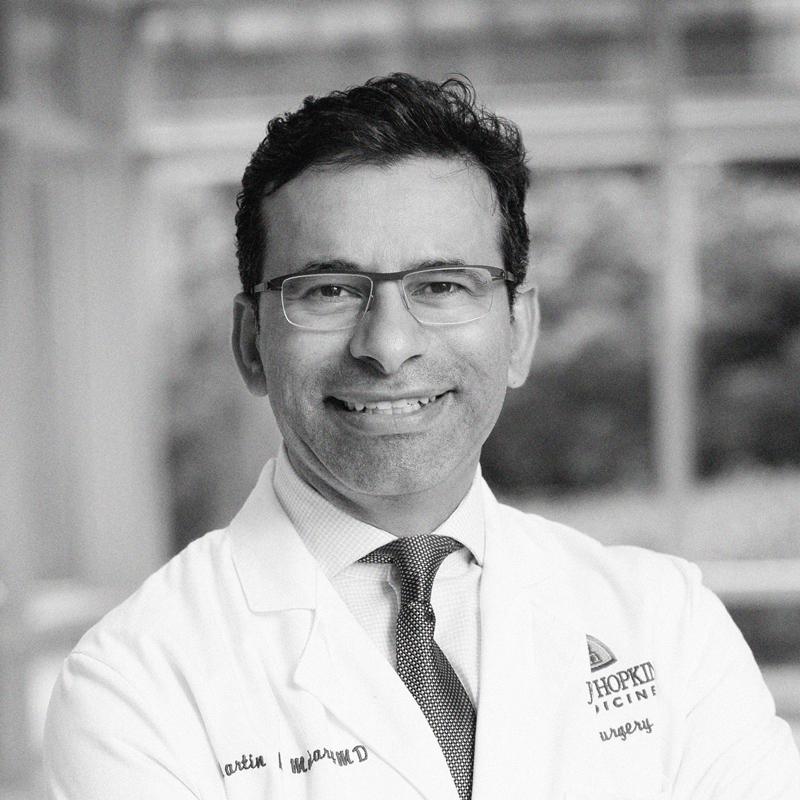 Dr. Martin Makary